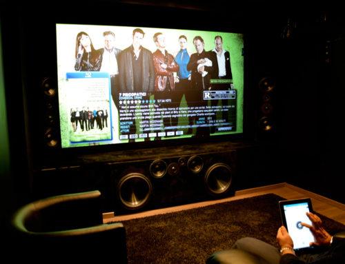 Perché Digifast Multimedia Station è la soluzione integrata per il vostro home theater.
